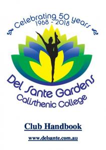 Club Handbook