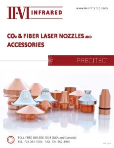 CO2 & FIBER LASER NOZZLES AND ACCESSORIES