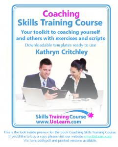 Coaching Skills Training Course