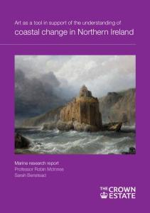 coastal change in Northern Ireland