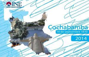 Cochabamba. 14 de septiembre 1810