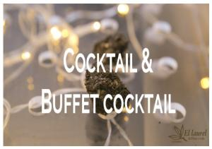 Cocktail & Buffet cocktail