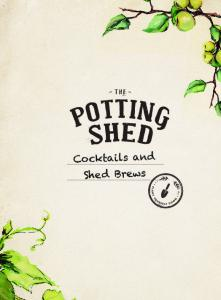 Cocktails and Shed Brews