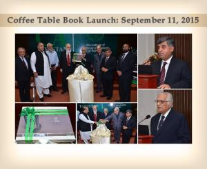 Coffee Table Book Launch: September 11, 2015