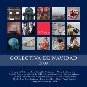 COLECTIVA DE NAVIDAD 2009