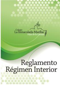 COLEGIO La Inmaculada-Marilllac -Madrid.-