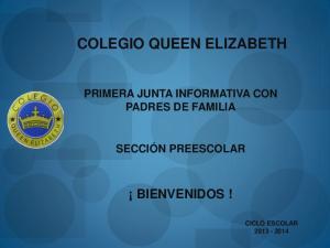 COLEGIO QUEEN ELIZABETH