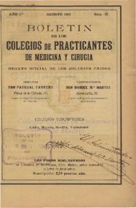 COLEGIOS DE PRACTICANTES