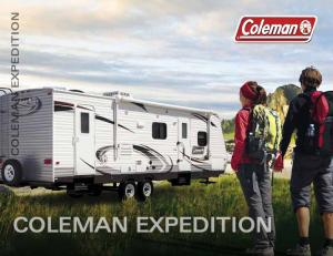 COLEMAN EXPEDITION COLEMAN EXPEDITION