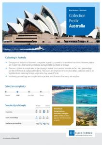 Collection Profile Australia