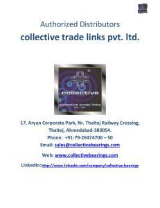 collective trade links pvt. ltd