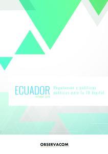 COLOMBIA URUGUAY ECUADOR BRASIL