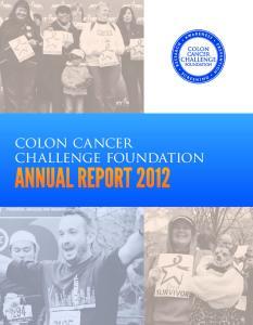 colon cancer challenge foundation