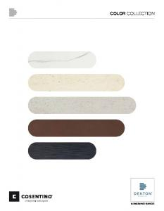 COLOR COLLECTION ULTRACOMPACT SURFACES