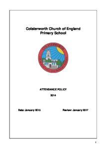 Colsterworth Church of England Primary School