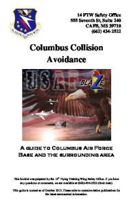 Columbus Collision Avoidance