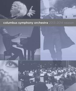 columbus symphony orchestra season