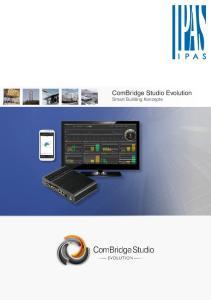 ComBridge Studio Evolution Smart Building Konzepte