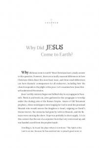Come to Earth? Why did Jesus come to earth? 1 Most Christians have a ready answer