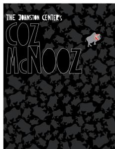 Coming Soon. Coz McNooz Fall 2013