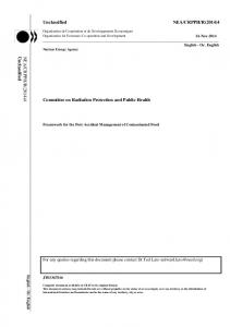Committee on Radiation Protection and Public Health