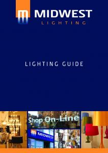 Commonly used lighting symbols and what they mean. Bulb types: mains halogen and LED
