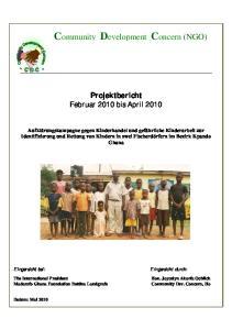 Community Development Concern (NGO)