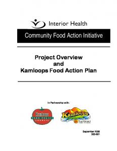 Community Food Action Initiative