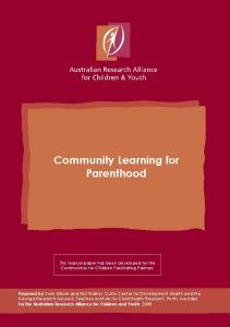 Community Learning for Parenthood