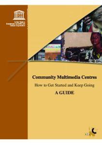 Community Multimedia Centres