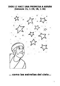 como las estrellas del cielo