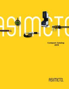Compact Catalog 2015