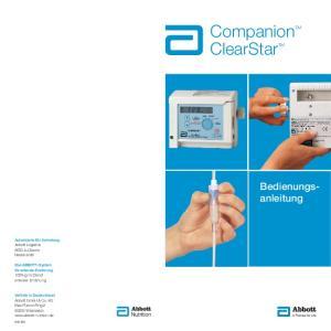 Companion TM ClearStar TM