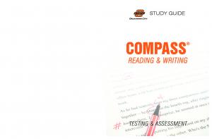 COMPASS reading & writing