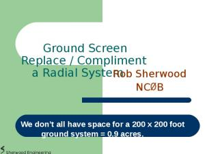 Compliment a Radial System