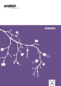components of life SenSOrS