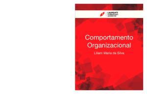 Comportamento Organizacional. Liliam Maria da Silva