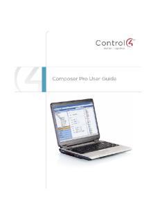 Composer Pro User Guide