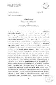 COMPRAVENTA INMOBILIARIA SDT DOS S.A. A SUPERINTENDENCIA DE PENSIONES