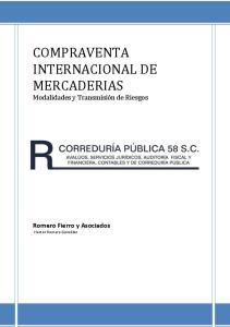 COMPRAVENTA INTERNACIONAL DE MERCADERIAS