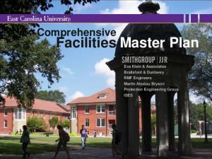 Comprehensive. \\ Comprehensive Facilities Master Plan