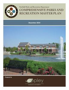 COMPREHENSIVE PARKS AND RECREATION MASTER PLAN