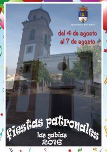 CONCURSO DE PORTADAS PROGRAMA DE FIESTAS 2016