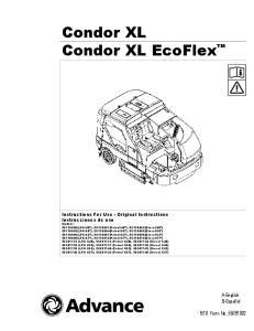 Condor XL Condor XL EcoFlex