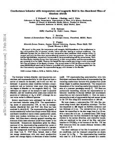 Conductance behavior with temperature and magnetic field in the disordered films of titanium nitride