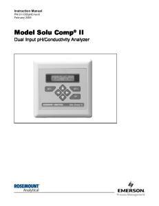 conductivity Analyzer