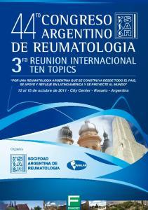 CONGRESO ARGENTINO DE REUMATOLOGIA
