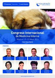 Congreso Internacional de Medicina Interna