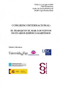 CONGRESO INTERNACIONAL: