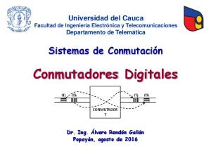 Conmutadores Digitales